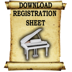 Registration sheet